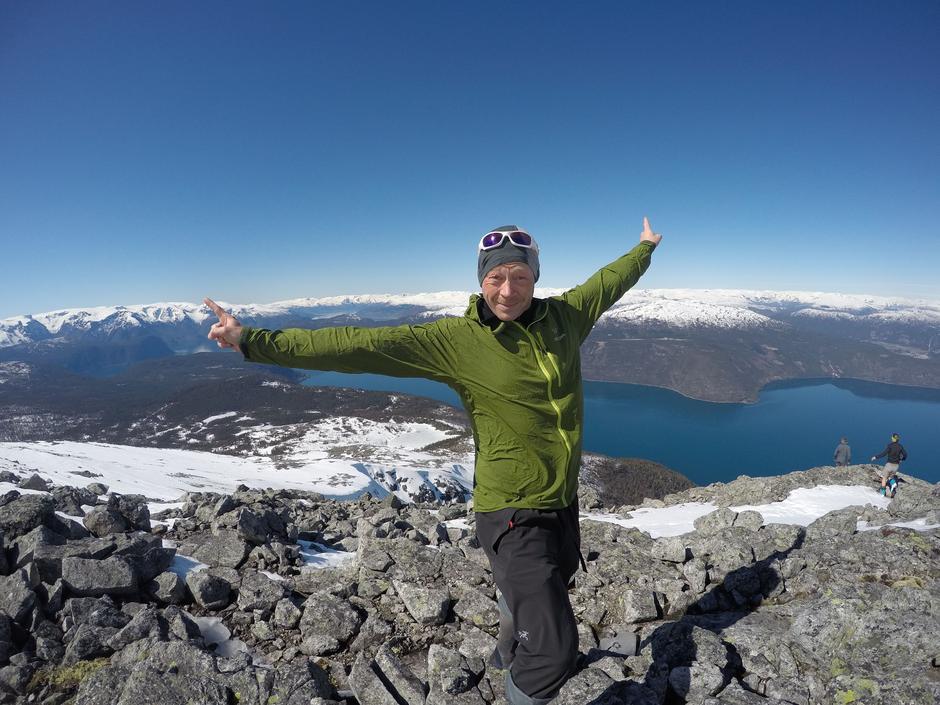 Årets fjellsporter 2017 - Njål Farestveit