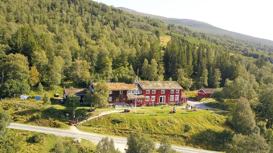 Midlene skal først og fremst brukes til turstier, nye bygg og rehabilitering av våre eksisterende hytteanlegg.