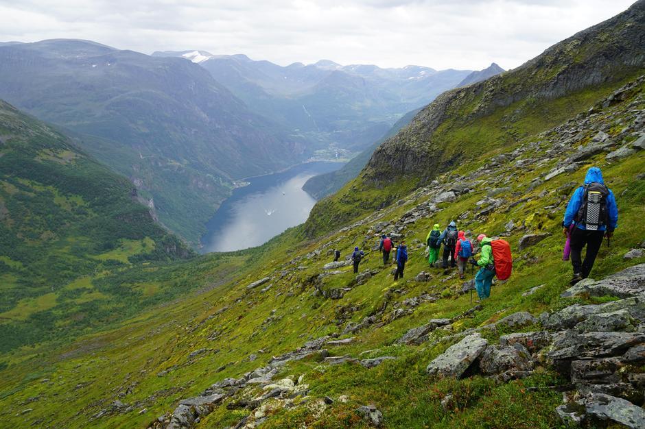 Ned mot Gomsdalen
