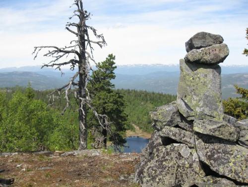 Knarren - Nomes høyeste