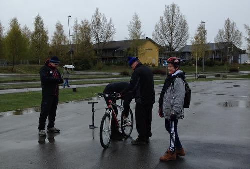 Kurs: Stell og vedlikehold av sykkelen 5. april
