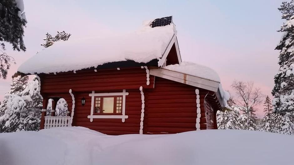 Goliaten, DNT hytte i Finnemarka