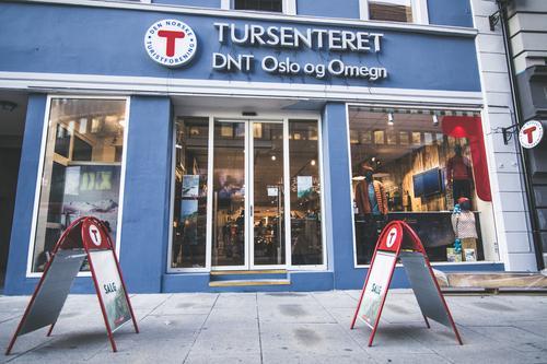 Vi søker ekstrahjelpere til Tursentrene i Oslo