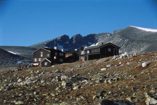 fra Dovrefjell til Rondane 31.8. - 4.9.: