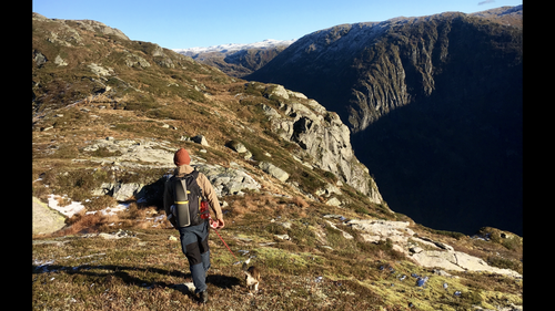 Fjelltur i Masfjordfjella