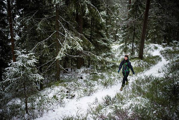En tur i skogen gjør godt!