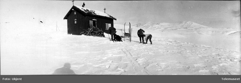 Nordstua, 8. mars 1911