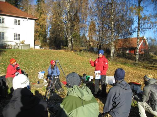 Aktivitetslederkurs for nye Barnas Turlag-turledere 26. oktober