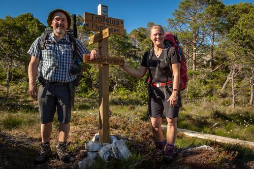 Reiseskildring fra Fjordruta