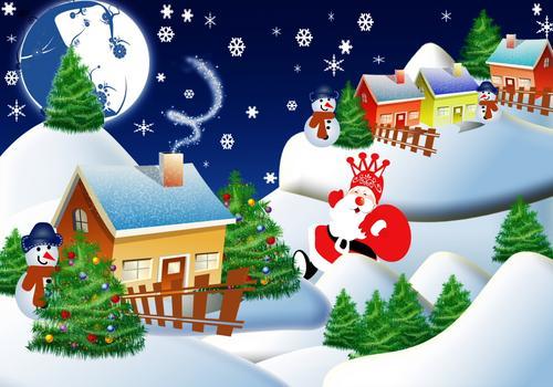 Julevandring