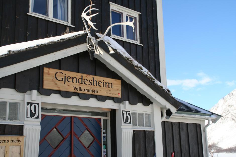 Gjendesheim, foto: Kjell Hertaas