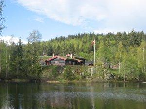 Tryvannstua, Foto Skiforeningen