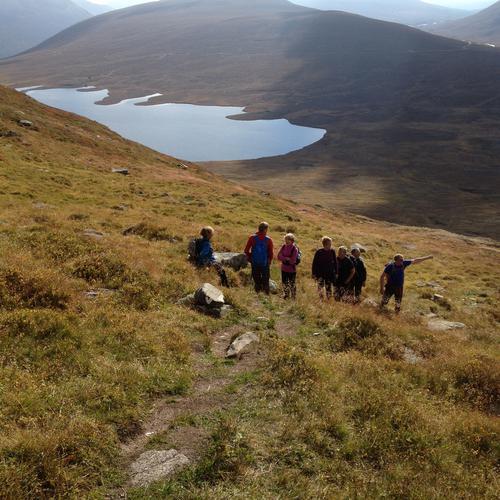 20. september hadde Seniorgruppa tur til Grindafjellet