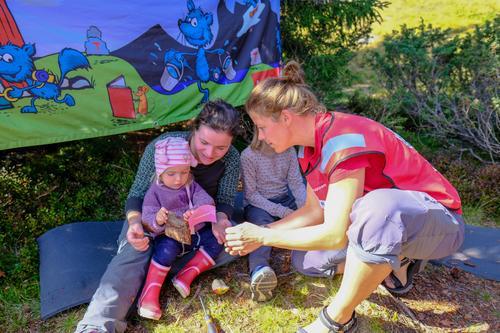 Aktivitetslederkurs for nye turledere i Barnas Turlag