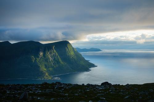 Eltrane ligger lengst mot vest på Sulafjellet.