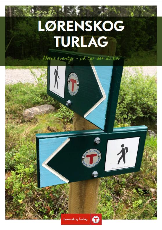 Lørenskog Turlags turprogram for våren 2021 er her