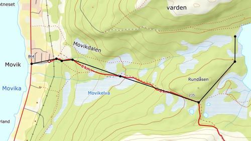 Movikdalen