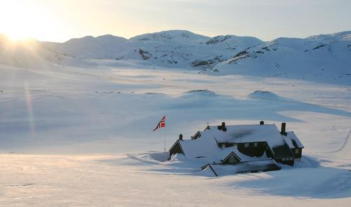 Vinterfjelleventyret venter!