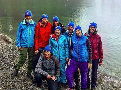 8 nye turleiarar i Nordfjord