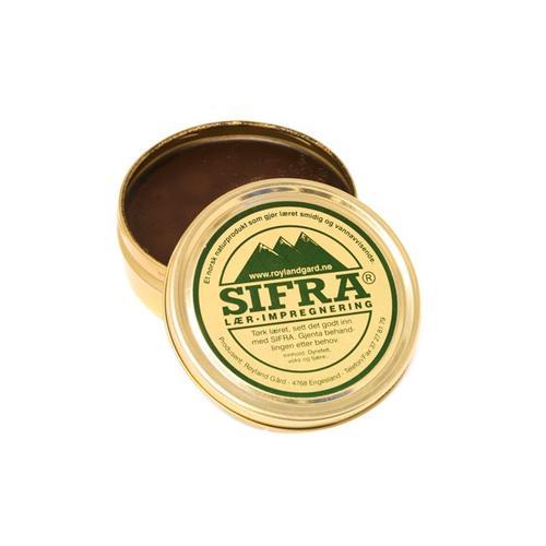 Endelig tilbake i butikken: SIFRA Lærimpregnering