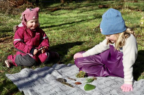 Friminutt med Stavanger Turistforening - Kims lek