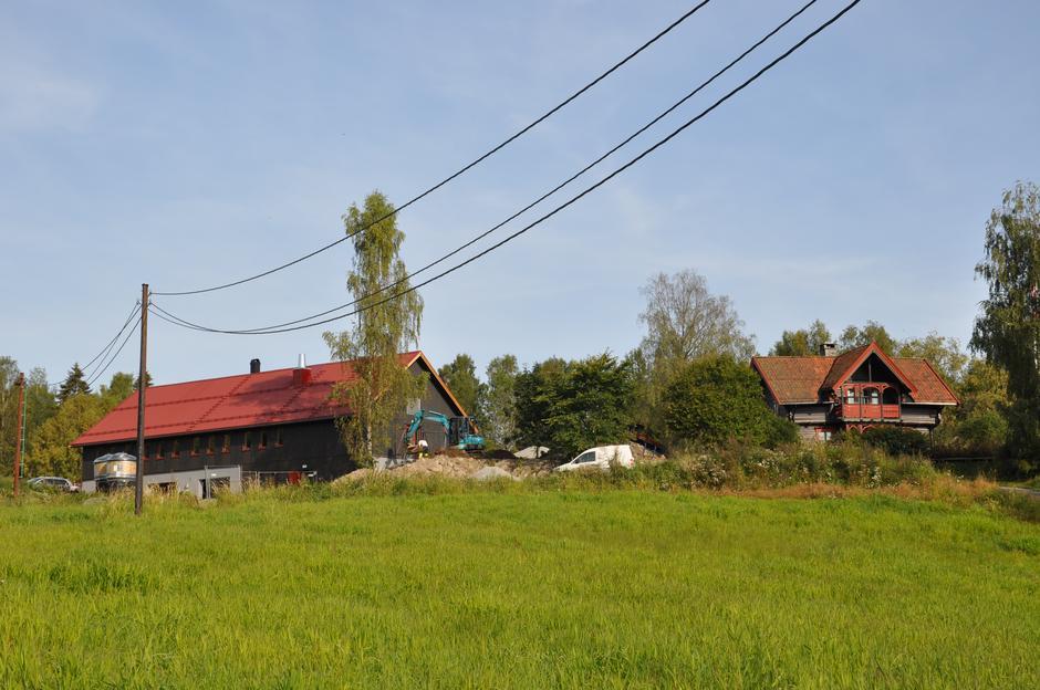 Kom og se den nye låven på Sæteren Gård på søndag 20. september!