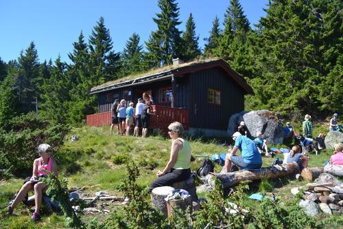 Forhåndsbestilling av sengeplass på Skjellbreidhytta og Vestfjellhytta