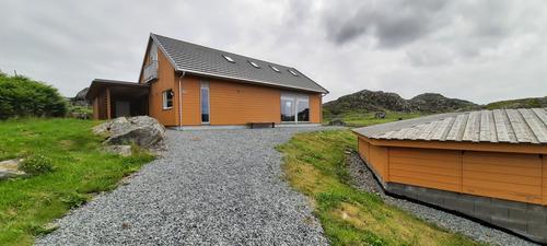 DNT-hytta Nordvikgården