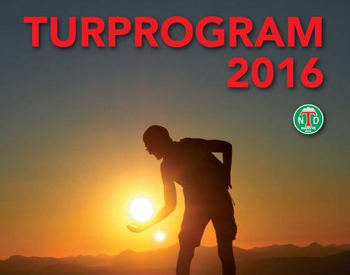 Turprogram NOT 2016