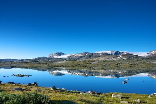 Hardangerjøkulen. foto: Didier Bourguignon