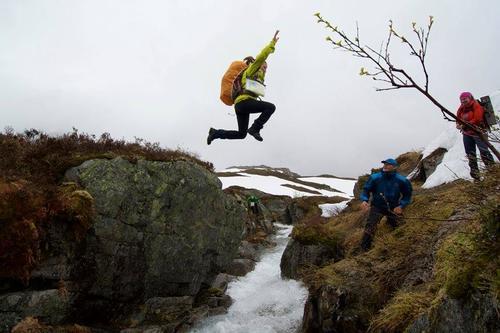 Sommerturlederkurs i Etnefjella