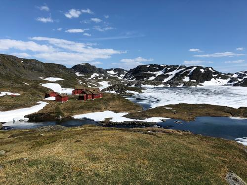 Uke 22: Finn frem fjellskoene