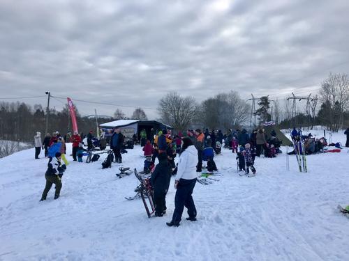 Kom deg ut-dagen vinter 2019 i Porsgrunn