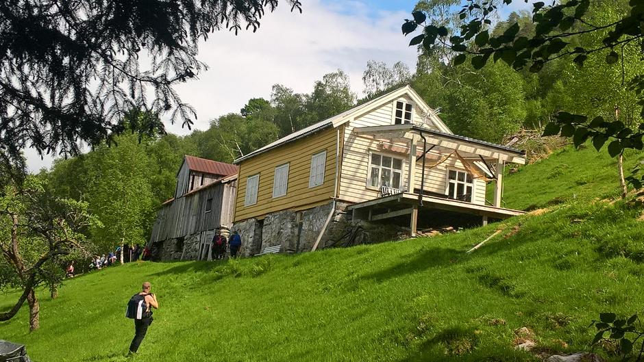 Stavedalen
