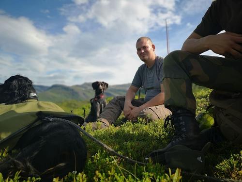 Sommertur fra Tjeldsundbrua til Øse