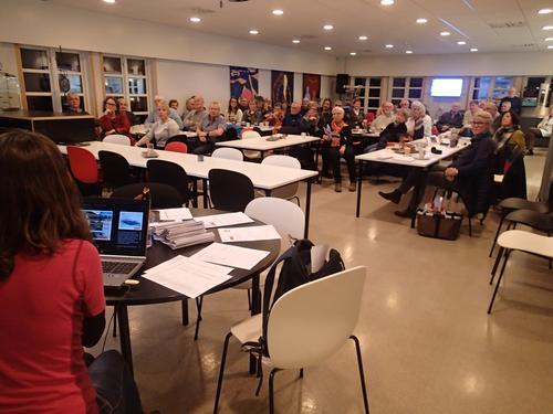 Årmøte i Turlaget  2.februar i Fitjar