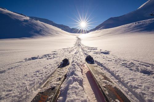 På vei til Gullhorgabu i Bergsdalen