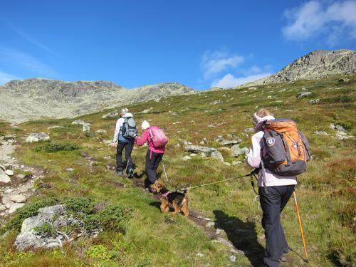 1.september var det rundtur over Skaget, utan ein regndråpe