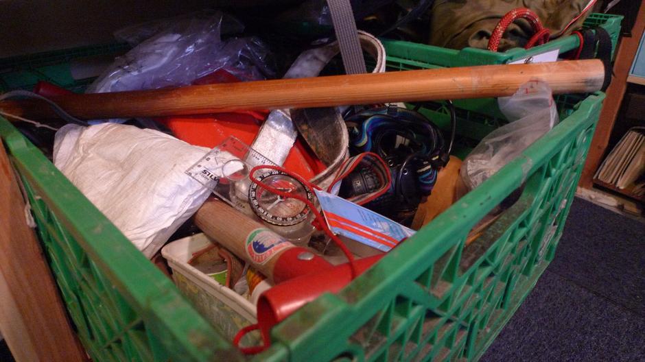 Kunsten å reparere eget utstyr — Bergen og Hordaland Turlag
