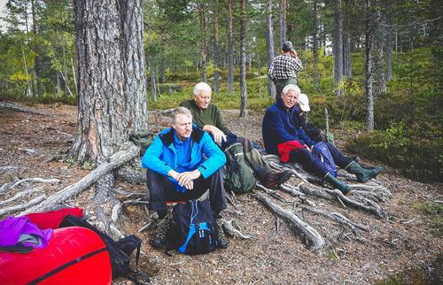 Glomstulen og Sleiken med Seniorgruppa 14.9.17