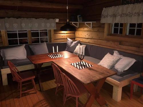 Fra torsdag kan du besøke ny hytte på Savalsætra