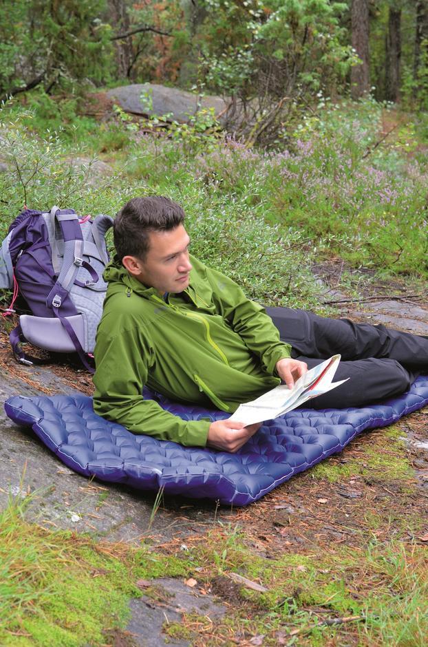 Utmerket Test: liggeunderlag — Den Norske Turistforening SX-61