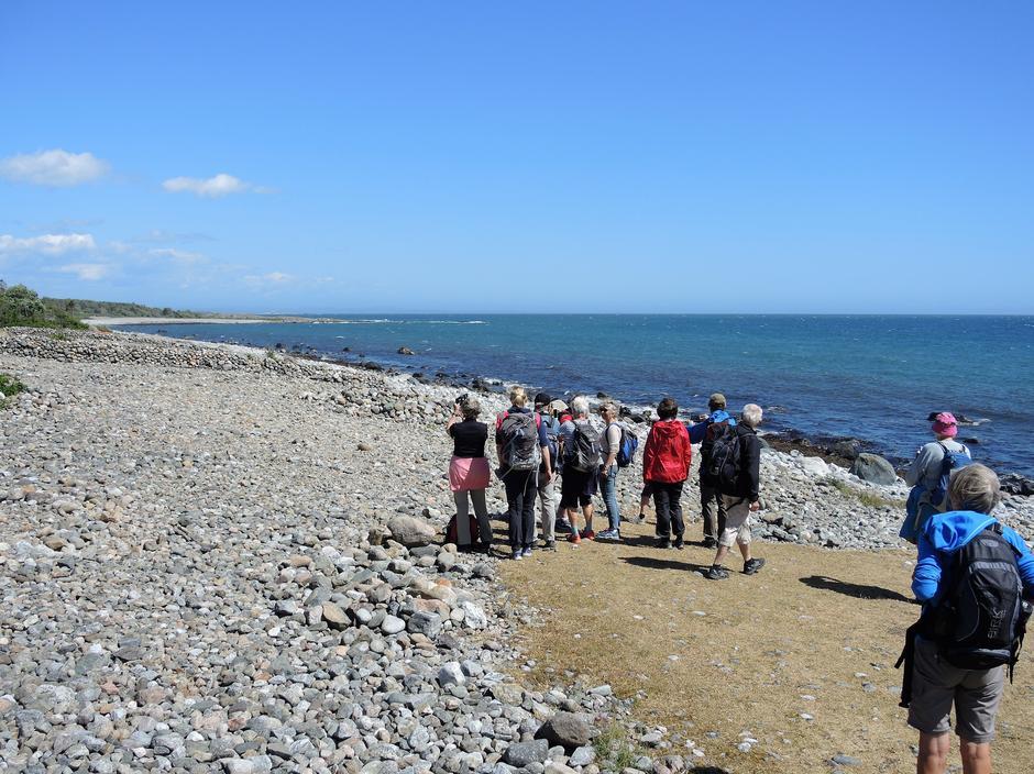 Jomfruland har mye å by på. Rullesteinstrendene er noe av det særegne ved denne idylliske øya.