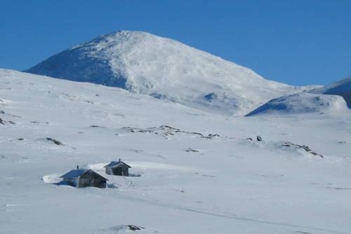 Skitur til Sauvasshytta