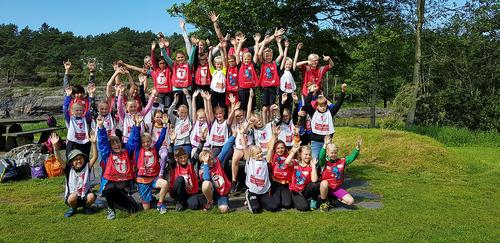 Gratis sommeraktiviteter for barn og ungdom