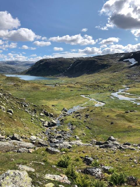 Øvre Grøndalsvatnet