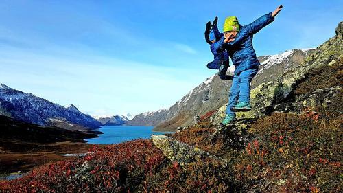 Turtips: Oktober i fjellet