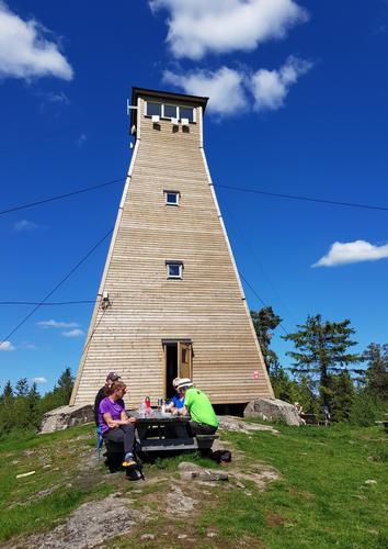 Hornkjøltårnet.