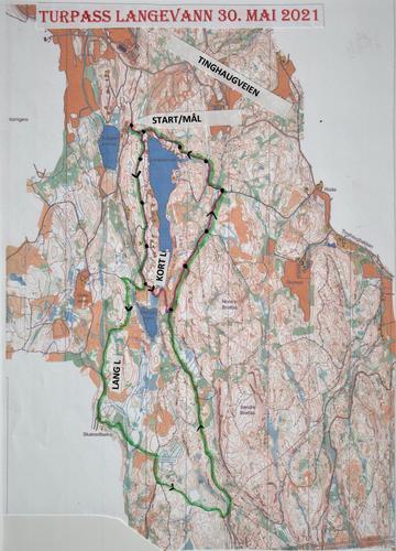 Turpass Langevann