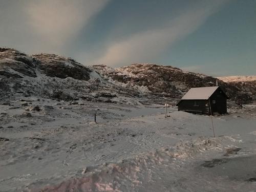 Uke 1 Hvor blir det av snøen!